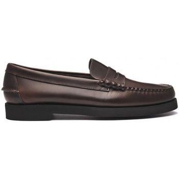 Zapatos Hombre Mocasín Sebago Dan Waxy Polaris 28