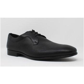 Zapatos Hombre Derbie Baerchi 4940 negro