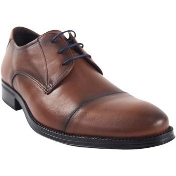 Zapatos Hombre Derbie Baerchi 2752 marrón
