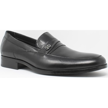 Zapatos Hombre Mocasín Baerchi 4687 negro