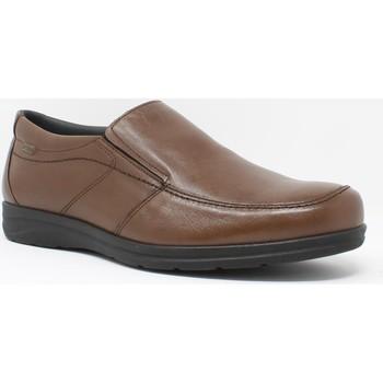 Zapatos Hombre Mocasín Baerchi 3800 marrón