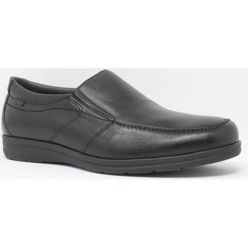 Zapatos Hombre Mocasín Baerchi 3800 negro