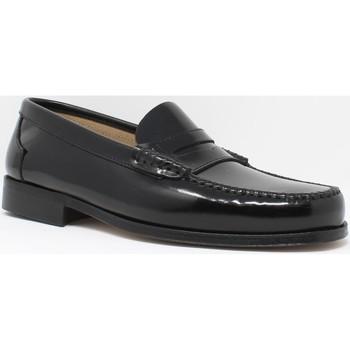 Zapatos Hombre Mocasín Jenker 1910 negro