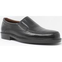 Zapatos Hombre Mocasín Baerchi 1664-A.E negro