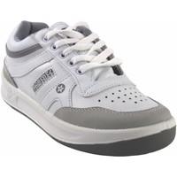 Zapatos Hombre Multideporte Paredes DP100 (NETO) blanco