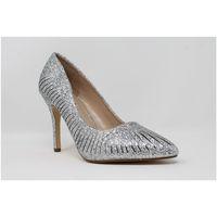 Zapatos Mujer Zapatos de tacón Bienve Ceremonia señora  18476 plata Plata
