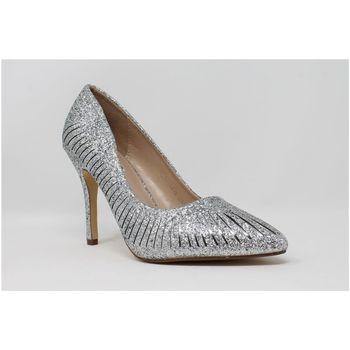 Zapatos Mujer Zapatos de tacón Bienve 18476 plata