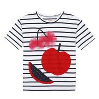 textil Niña camisetas manga corta Catimini KUSY Blanco