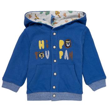 textil Niño Chaquetas de punto Catimini KELYNE Azul