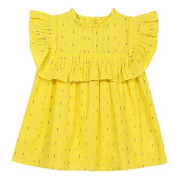 textil Niña Tops / Blusas Catimini MAINA Amarillo