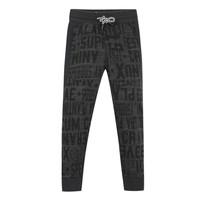 textil Niño Pantalones de chándal Catimini LENA Negro