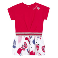 textil Niña Vestidos cortos Catimini DAMIANO Rojo