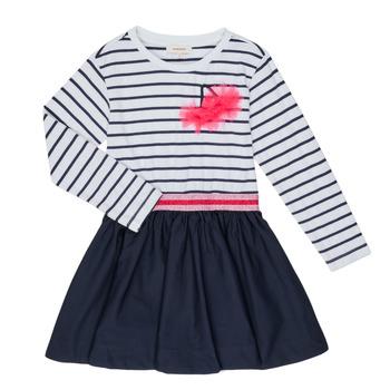 textil Niña Vestidos cortos Catimini BASILE Blanco