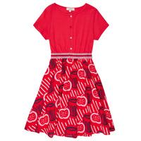 textil Niña Vestidos cortos Catimini MANOA Rojo