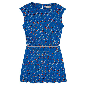 textil Niña vestidos cortos Catimini SWANY Azul