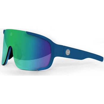 Relojes & Joyas Gafas de sol The Indian Face Bolt Blue / Green Azul