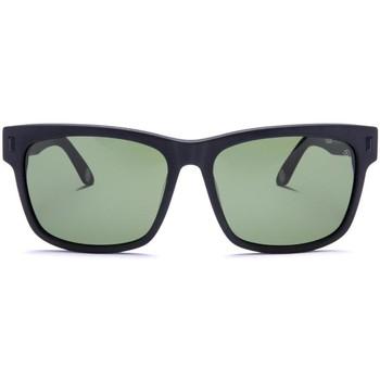 Relojes & Joyas Gafas de sol The Indian Face Ushuaia Black / Green Negro
