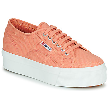 Zapatos Mujer Zapatillas bajas Superga 2790 ACOTW LINEA Up and Down Rosa