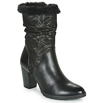 Zapatos Mujer Botas urbanas Caprice LOTIMA Negro