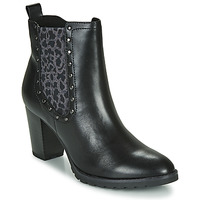 Zapatos Mujer Botines Caprice LUTIMA Negro