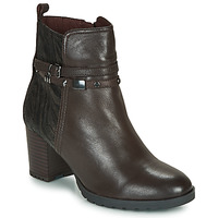 Zapatos Mujer Botines Caprice LUNITONE Marrón