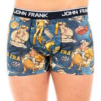 Ropa interior Hombre Boxer John Frank Boxer Azul