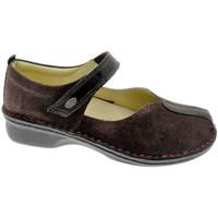 Zapatos Mujer Bailarinas-manoletinas Calzaturificio Loren LOM2749bo nero