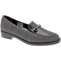 Zapatos Mujer Mocasín Calzaturificio Loren LOX5907gr grigio