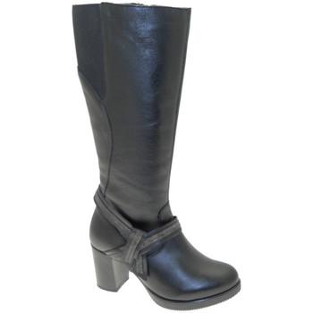 Zapatos Mujer Botas urbanas Calzaturificio Loren LOC3860ne nero