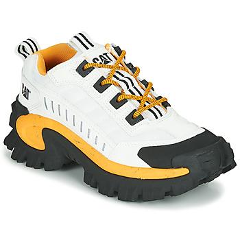 Zapatos Hombre Zapatillas bajas Caterpillar INTRUDER Blanco