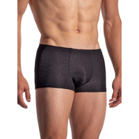 Ropa interior Hombre Boxer Olaf Benz Shorty RED1970 Pearl Black