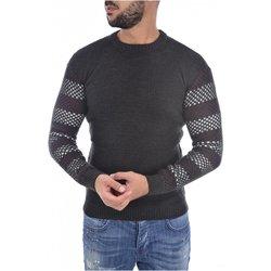 textil Hombre jerséis Goldenim Paris Jersey & Cardigans 1255 gris