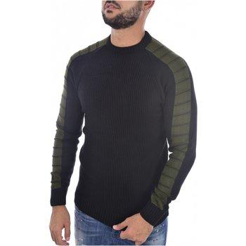 textil Hombre jerséis Goldenim Paris Jersey & Cardigans 1271 negro