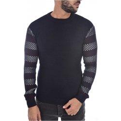 textil Hombre jerséis Goldenim Paris Jersey & Cardigans 1255 azul