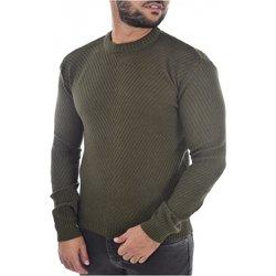 textil Hombre jerséis Goldenim Paris Jersey & Cardigans 1251 verde