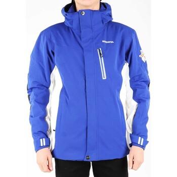 textil Hombre Cortaviento Rossignol RL2MJ45-758 blanco, azul