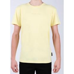 textil Hombre Camisetas manga corta DC Shoes DC EDYKT03376-YZL0 amarillo