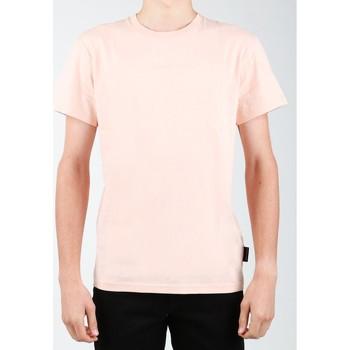 textil Hombre Camisetas manga corta DC Shoes DC SEDYKT03376-MDJ0 naranja