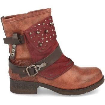 Zapatos Mujer Botines Benini 1094-PA Burdeos