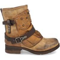 Zapatos Mujer Botines Benini 1094-PA Camel