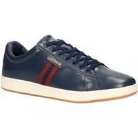Zapatos Hombre Zapatillas bajas Lacoste 38SMA0030 CARNABY Azul