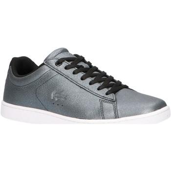 Zapatos Mujer Zapatillas bajas Lacoste 38SFA0011 CARNABY Negro