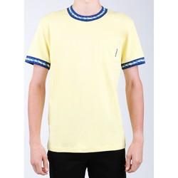 textil Hombre Camisetas manga corta DC Shoes DC SEDYKT03372-YZL0 amarillo