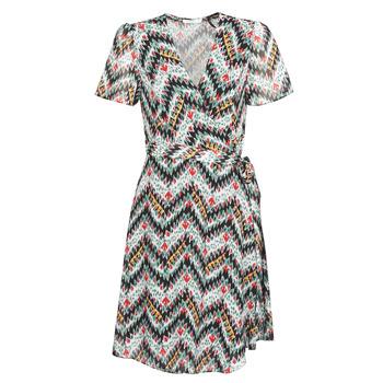 textil Mujer Vestidos cortos Les Petites Bombes V7205 Multicolor