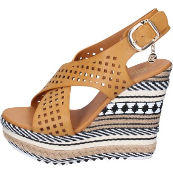 Zapatos Mujer Sandalias Enrico Coveri BP392 marrón