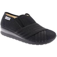 Zapatos Mujer Slip on Emanuela EM2873ne nero