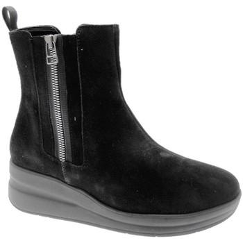 Zapatos Mujer Botas de caña baja Melluso MWR25611ne nero