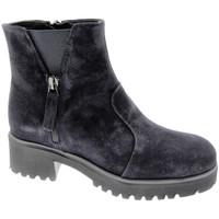 Zapatos Mujer Botas de caña baja Soffice Sogno SOSO9823bl blu