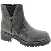 Zapatos Mujer Botas de caña baja Soffice Sogno SOSO9823gr grigio
