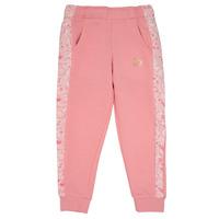 textil Niña Pantalones de chándal Puma MONSTER SWEAT PANT GIRL Rosa